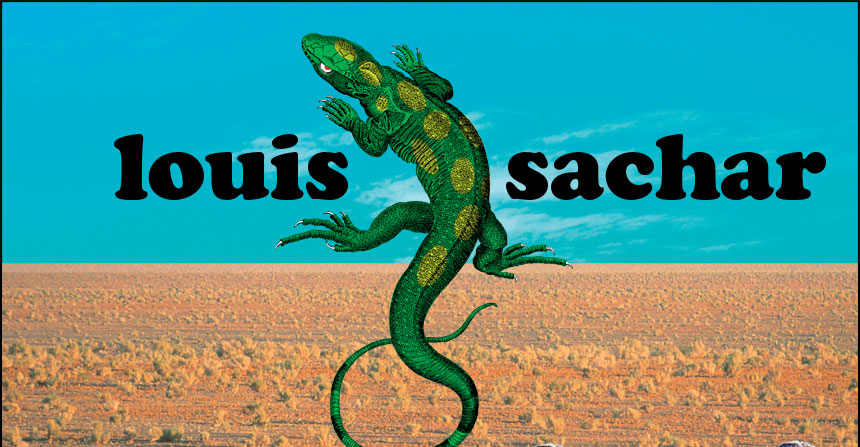 an introduction to the life of louis sachar Stanley yelnats' family has a history of bad luck, so he isn't too surprised when a  miscarriage of justice sends him to a boys' juvenile detention centre at camp.